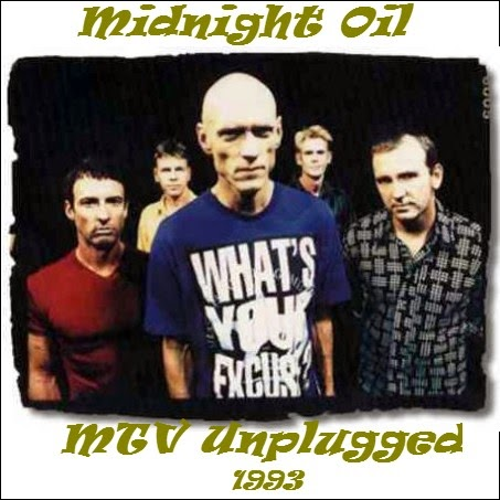 Midnight Oil - Sometimes Live