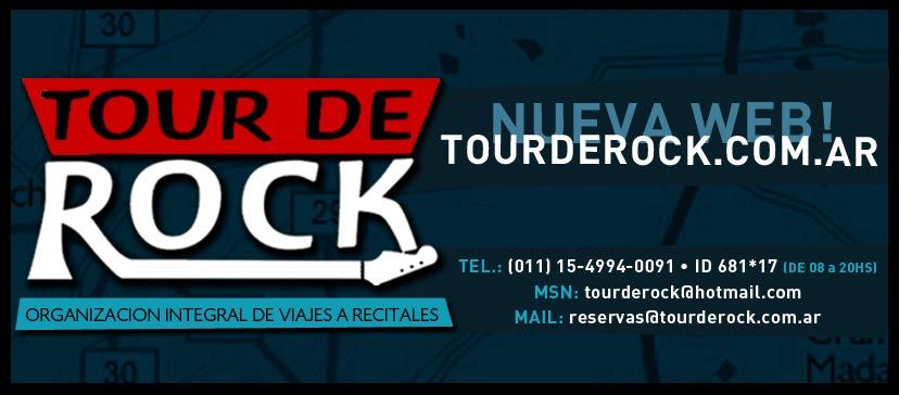 ::: TOUR DE ROCK :::