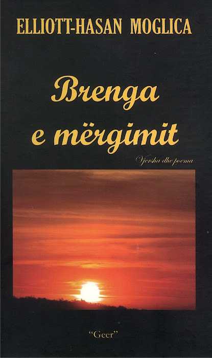 "Book ""The Cross of Emigration"" by Moglica// Libri ""Brenga e Mërgimit"" nga Moglica"