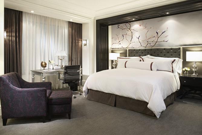 Trump International Hotel Tower Toronto Rooms