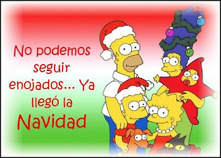 saludo por navidad