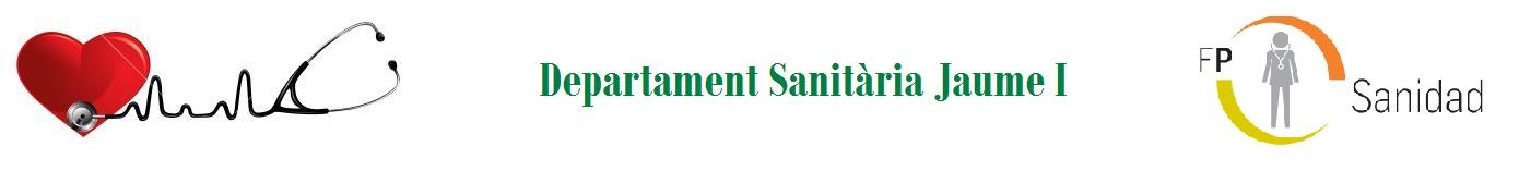 DEPARTAMENT SANITÀRIA JAUME I