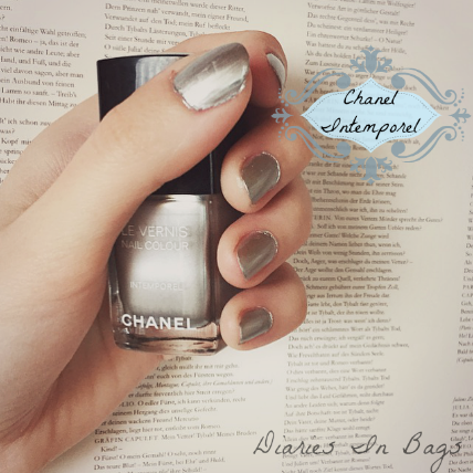 Nail Color Review #18 – Chanel Intemporel – Diaries In Bags