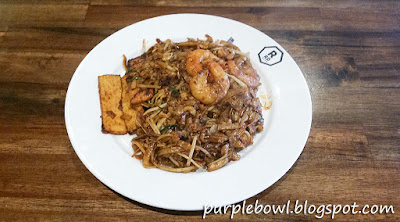Fried Kuay Teow at Roti Road