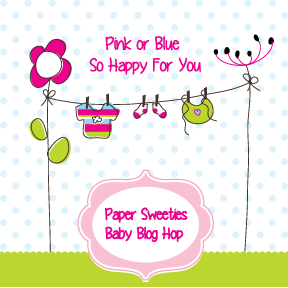 Baby Blog Hop for Jinny