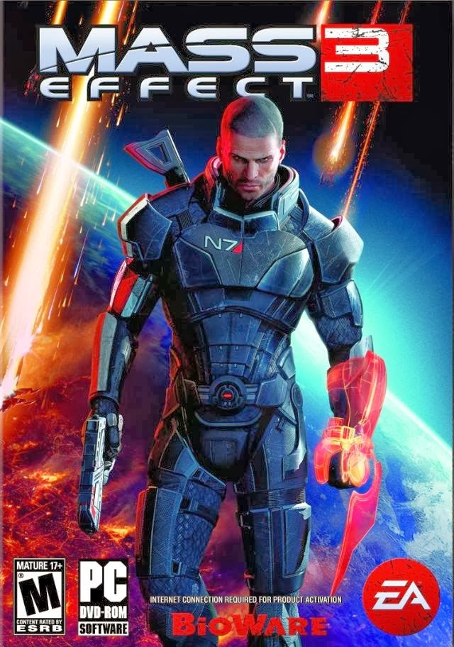 Mass Effect 3 PC Game Full Version