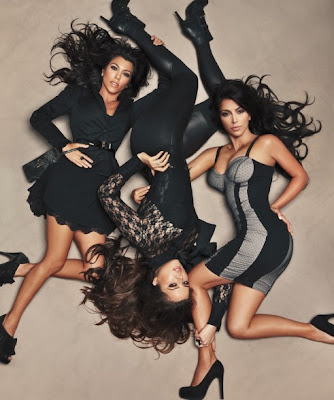 The Kardashian Kollection by Annie Leibovitz