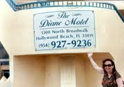 Diane at the Diane Motel