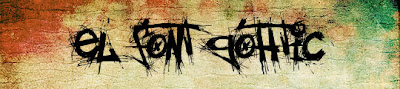 el-font-gohtic-theme-graffiti-font