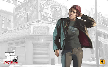 #5 Grand Theft Auto Wallpaper
