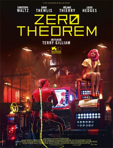 Ver The Zero Theorem (2013) Online
