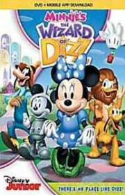 Ver Minnies The Wizard Of Dizz (2013) Online