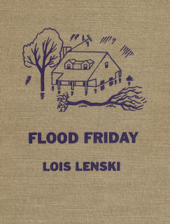 Flood Friday Lois Lenski book cover