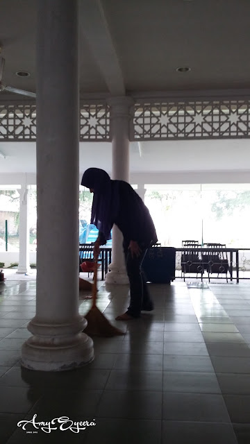 masjid pantai klebang