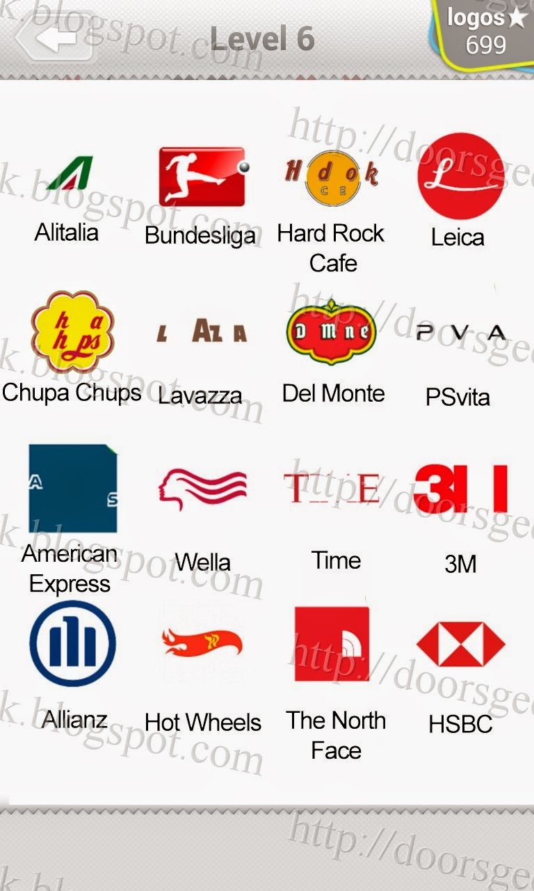 Clothing Logos And Names That Start With F
