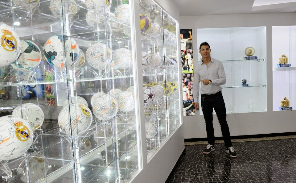 Muzeum Cristiano Ronaldo Madera Funchal Adres Bilety Foto