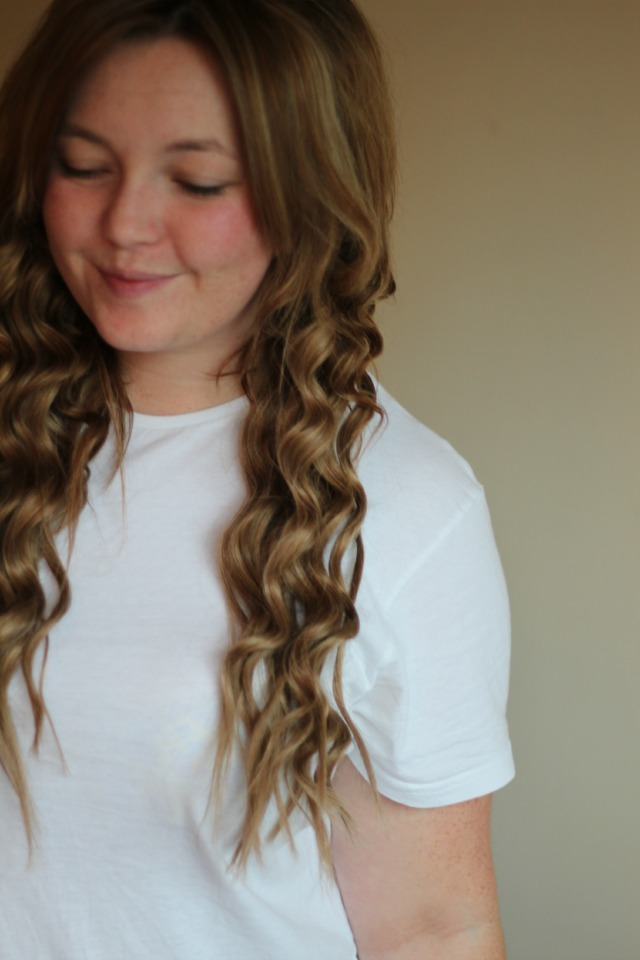 dirty looks, hair extensions, competition, giveaway, clip ins, hair, volume, butterscotch, blonde, highlighted, review