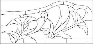 FREE STAINED GLASS SUNCATCHER PATTERNS « Free Patterns