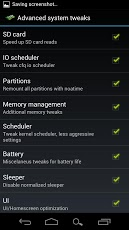 AutoKiller Memory Optimizer is not a regular task manager, it is an award winner memory (minfree) tweaker,