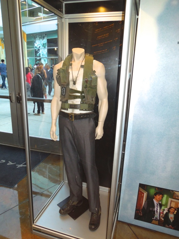 White House Down Channing Tatum costume