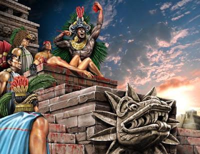 жертвоприношение, майя, конец света