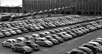 VW Not Threatened by Europe Overcapacity - Will Keep Plants Open