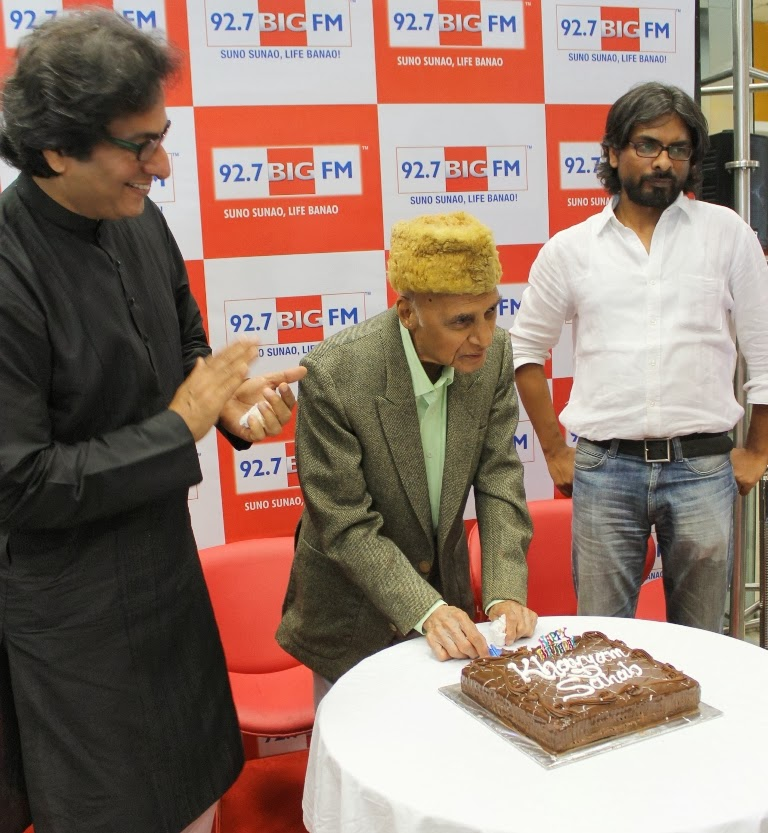 big fm celebrates music maestro khayyam's 88th birthday