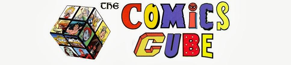 The Comics Cube!