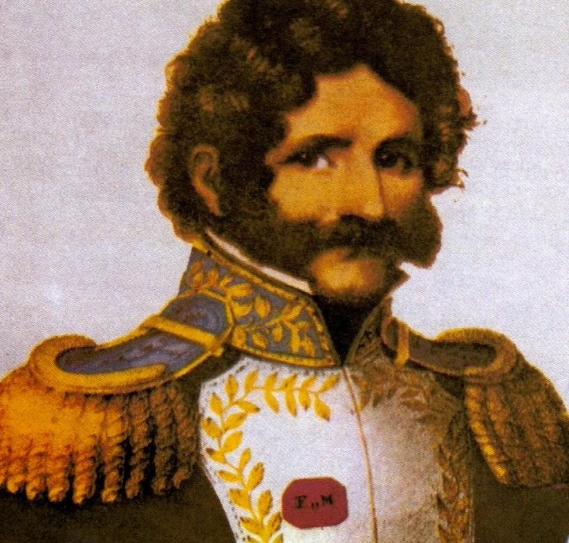 Brigadier General Juan Facundo Quiroga