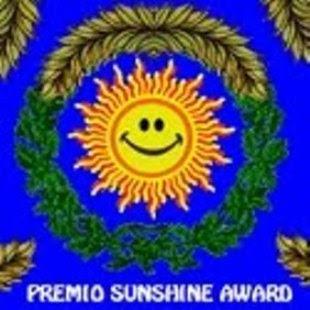Aurinkoinen palkinto tädiltäni