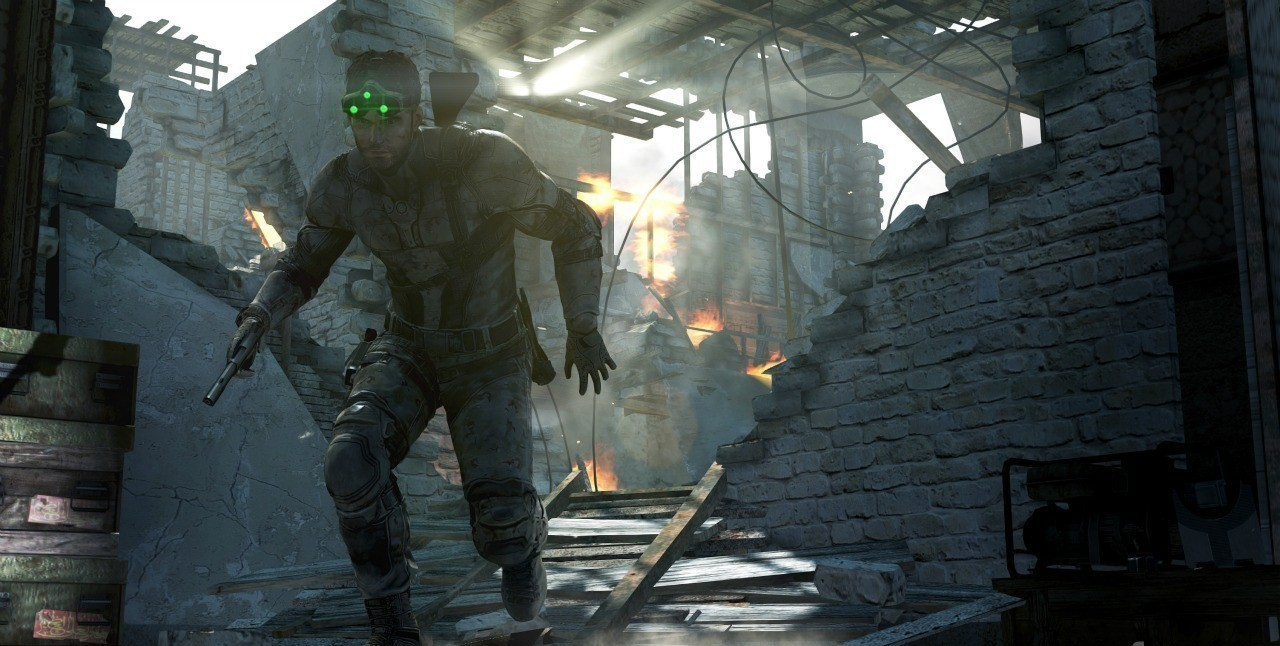 Splinter Cell Blacklist XBOX360 free download