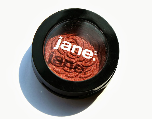 Jane Cosmetics Canyon Eyeshadow Review, Photos, Swatches
