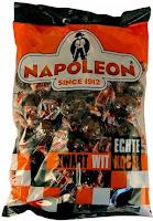 Napoleon zwart-wit kogels