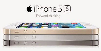 Lightning Deal: Apple iPhone 5s (Gold, 32GB) worth Rs.62500 for Rs.39990 Only @ Amazon (Price Valid for Limited Period)