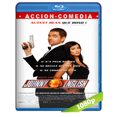 Johnny English (2003) BRRip Full 1080p Audio Trial Latino-Castellano-Ingles 5.1