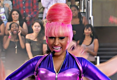 nicki minaj hair