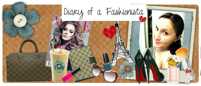 Diary of a Fashionista