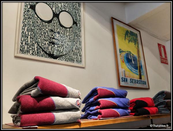 Seville boutique El Ganso hommes pull coudière marque espagnole casual chic