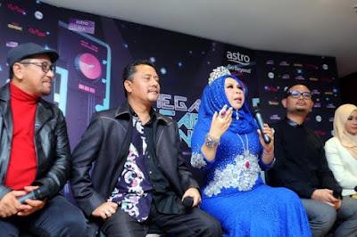 Konsert Mega Gegar Vaganza Bakal Gamatkan Istana Budaya
