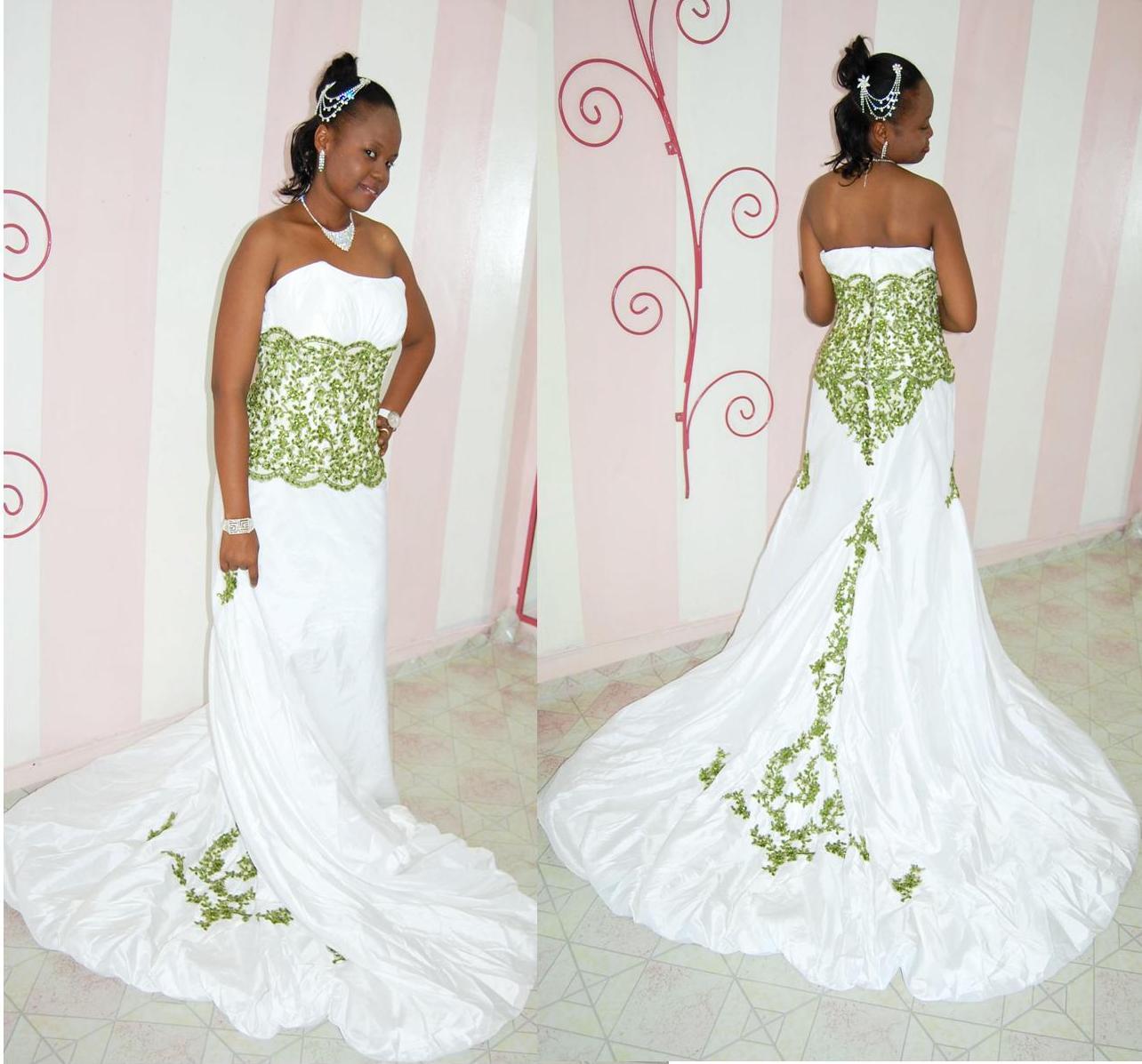 Weddingspot Bridal Shop Tanzania Wedding Emerald Green At Wedding Spot