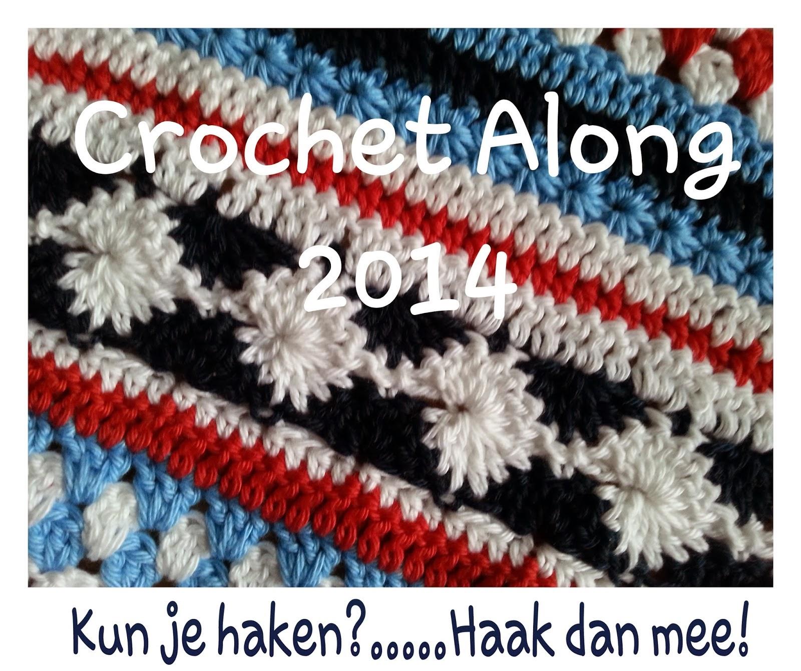 Chrochet Along 2014