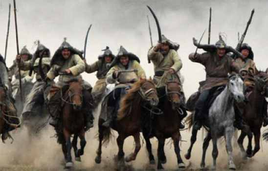 Foto Peradaban Mongol Empire