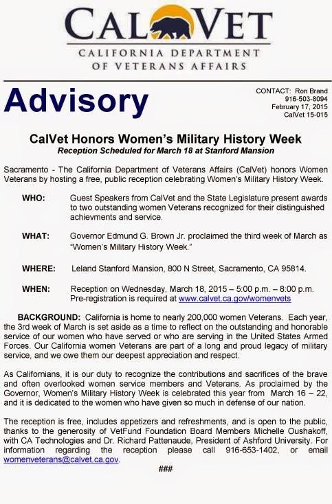 http://www.calvet.ca.gov/womenvets