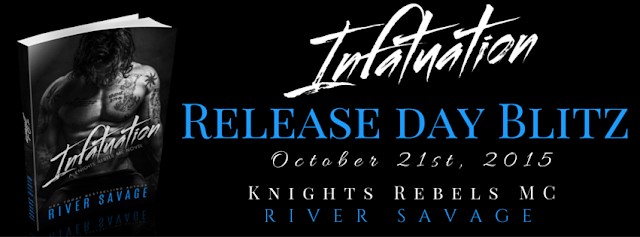 Release Day Blitz: Infatuation by River Savage