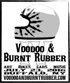 VooDoo + Burnt Rubber
