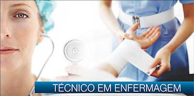 Cursos tecnicos enfermagem gratuitos df