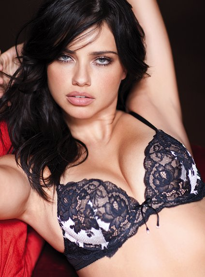 VICTORIA'S SECRET CHRISTMAS LINGERIE 2011/2012