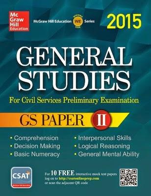 General Studies Paper 2 , CSAT