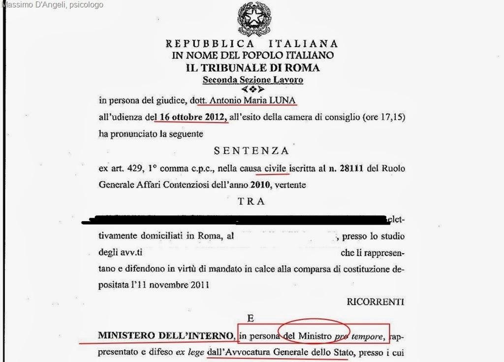 Il Mio Canto Libero Condannato Per Mobbing Il Ministero