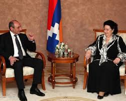 az azeri azerbaijan spain kabalye artsakh karabakh